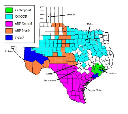 Electric Companies In Texas >> Texas Electricity Lower Texas Utility Bills Today